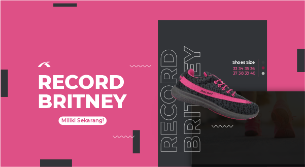 Record Shoes