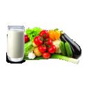 Makanan dan Susu untuk Ibu